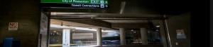Downtown Pleasanton underpass