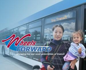 Wheels Forward poster