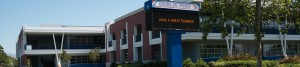 Dublin highschool sign