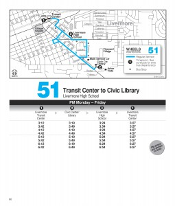 Route 51 Schedule
