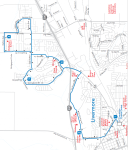 Route 15 Map