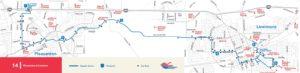 Rt 14 Map