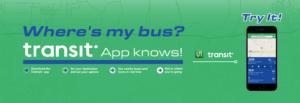 Transit App Poster