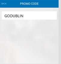 GODUBLIN promo code