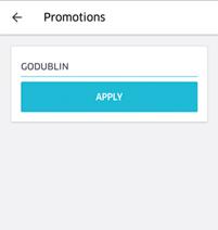 Go Dublin Promo Button Image