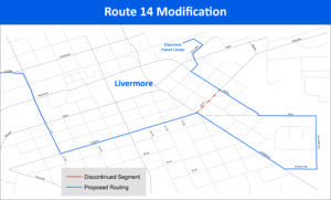 Route 14Modification