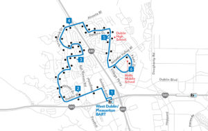 Route 503 Map