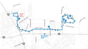 Route 504 Map