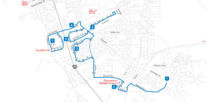Route 602 Map